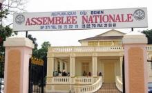 مبنى الجمعية الوطنية في جمهورية بنين.