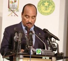 الرئيس الموريتاني محمد ولد عبد العزيز (AMI)