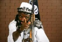 بوبكر شيكاو: زعيم جماعة بوكوحرام.