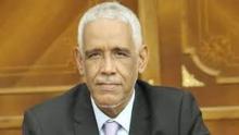 وزير العدل الموريتاني إبراهيم ولد داداه