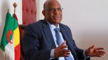 نايني توري السفير المالي لدى الجزائر.