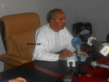 رئيس رابطة العمد الموريتانيين الشيخ ولد بايه ـ (أرشيف الأخبار)
