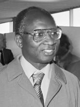 داودا جاوارا: الرئيس الغامبي الأسبق
