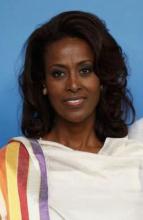 اميازا أشيفاني: رئيسة المحكمة الدستورية في أثيوبيا.