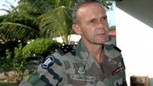 الجنرال الفرنسي المتقاعد كليمان بولي