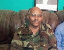 يوسف أحمد أحمد سالم ـ عضو الأمانة الوطنية لجبهة البوليساريو، ومدير المحافظة العسكرية للجيش الصحراوي ـ (الأخبار)