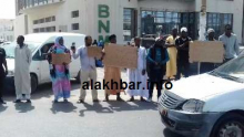 نشطاء شباب احتجوا على طول انقطاع الكهرباء والماء عن المدينة/ الأخبار