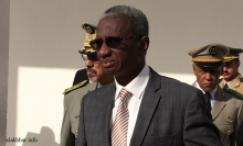 وزير الدفاع الموريتاني جالو ممادو باتيا ـ (أرشيف الأخبار)