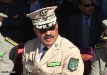 القائد العام لأركان الدرك الموريتاني اللواء السلطان ولد أسواد ـ (الأخبار)