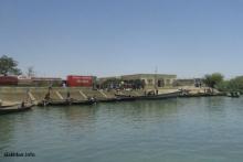 تطل مدينة روصو على النهر وتنشط بها الصيادون التقليديون ـ (الأخبار)