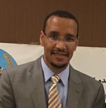 الدكتور عبد الله بيّان - رئيس المرصد الموريتاني لحقوق الإنسان
