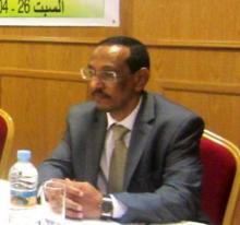 الشيخ ولد باب أحمد فاز بمأمورية ثانية على رأس نادي القضاة