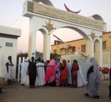 المستشفى العسكري بنواكشوط