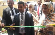 أعضاء بمجلس الشباب في حفل افتتاح مقر المجلس 03 يونيو 2016 ـ (أرشيف الأخبار)