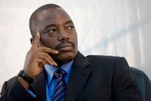 جوزيف كابيلا: رئيس جمهورية الكونغو الديمقراطية.