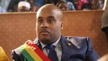 النائب البرلماني كريم كيتا نجل الرئيس المالي ابراهيم بوبكر كيتا.