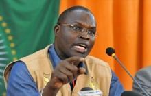 الخليفة صال عمدة مدينة داكار المعتقل منذ مارس 2017.
