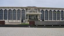 مبنى البرلمان الغابوني.