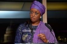 دييزاني آليسون مادويك: وزيرة البترول السابقة بنيجيريا.