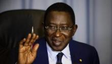 سومايلا سيسي: زعيم المعارضة في مالي.