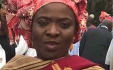مريم جاك دانتون المنتخبة على رأس البرلمان الغامبي.