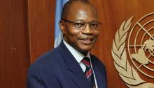 محمد بن شامباس: ممثل الأمم المتحدة بغرب إفريقيا والساحل.