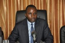 موسى سينكو كوليبالي الجنرال المالي المستقيل المترشح للانتخابات الرئاسية لعام 2018.