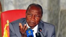آلفا كوندي: رئيس غينيا كوناكري الرئيس الدوري للاتحاد الإفريقي.