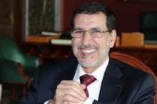 رئيس المجلس الوطني لحزب العدالة والتنمية سعد الدين العثماني
