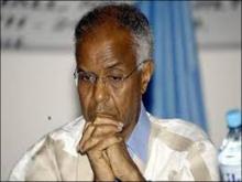 الدبلوماسي الموريتاني والمبعوث الأممي السابق أحمد ولد عبد الله