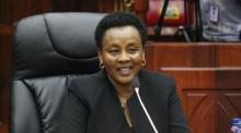 فيلومينا مويليو: نائب رئيس المحكمة العليا بكينيا.