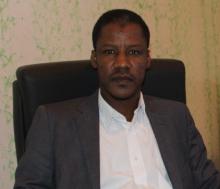سيدي ولد عبد المالك-كاتب موريتاني