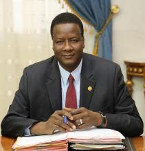 حمادي كمرا، وزير البيئة الموريتاني