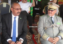وزير الداخلية واللامركزية، والمدير العام للأمن ـ (أرشيف الأخبار)