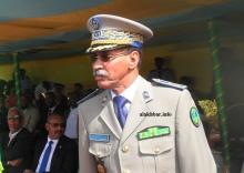 الفريق مسغارو ولد اغويزي، قائد أركان الحرس الوطني الموريتاني ـ (أرشيف الأخبار)