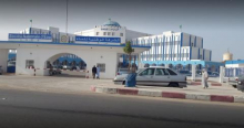 مكاتب الشركة الوطنية للماء SNDE