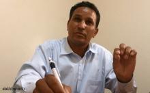 د.عبد الله ولد عبد المالك، الأمين العام لنقابة الصيادلة ـ (الأخبار)