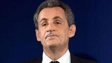 الرئيس الفرنسي الأسبق نيكولا ساركوزي.
