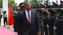 الرئيس الأنغولي جواو لورنشو.