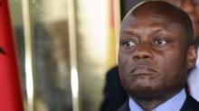 جوزي ماريو فاز الوزير الأول البيساو غيني.