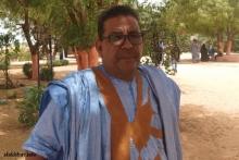 المخرج المسرحي باب ولد ميني ـ (الأخبار)