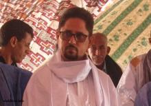 وزير الثقافة والصناعة التقليدية محمد الأمين ولد الشيخ