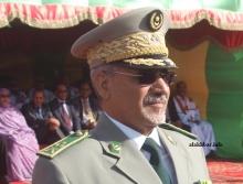 المدير العام للأمن الفريق محمد ولد مكت (الأخبار - أرشيف)