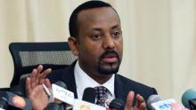 أبي أحمد رئيس الوزراء الأثيوبي.