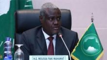 موسى ففي: رئيس مفوضية الاتحاد الإفريقي.
