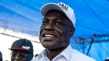 مارتن فايولو: المعارض الخاسر في الانتخابات الرئاسية الكونغولية.