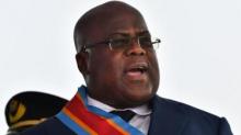 فيليكس تشيسكيدي: رئيس جمهورية الكونغو الديمقراطية.