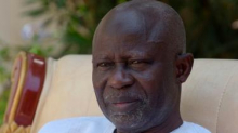 حسينو داربو: نائب الرئيس الغامبي المقال.