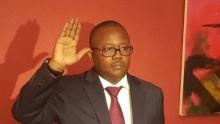 الوزير الأول البيساو غيني المستقيل عمارو سيسوقو أمبالا.