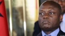 الرئيس  البيساو غيني جوزي ماريو فاز.